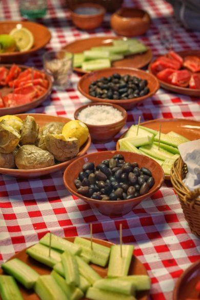 Кухня на Крите - что попробовать из блюд