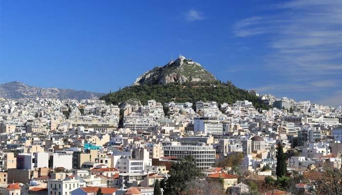 Фото города Афины на острове Крит