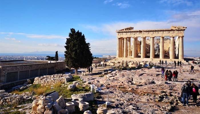 Акрополь на Кипре