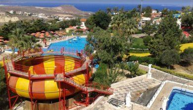 Аквапарк WaterCity на острове Крит