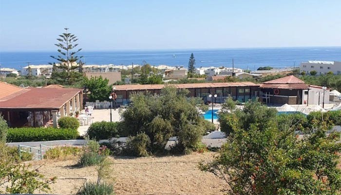 Фото отелей в Аниссарас на Крите