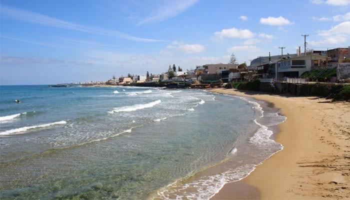Beach Vathianos Kampos