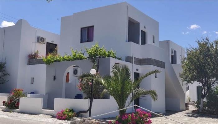 Отель Bomo amnissos residence 3* в Ретимно на Крите