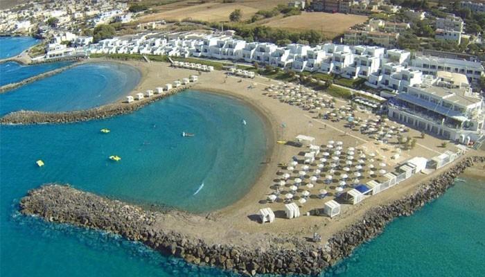 центральный пляж коккини хани