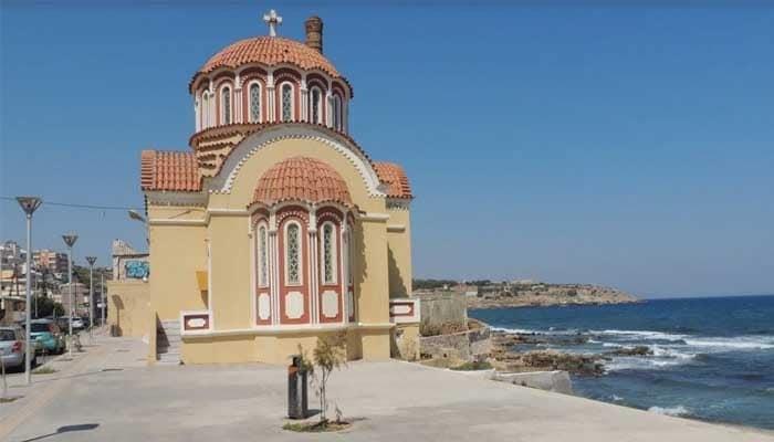 Церковь Агия Фотини