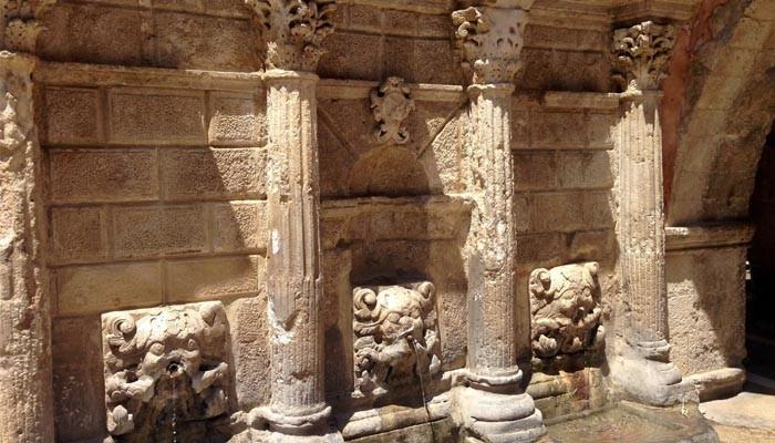 фонтан римонди