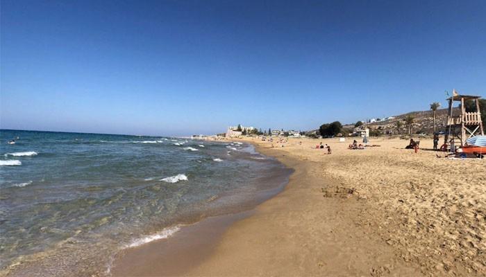 Коккини Хани пляжи