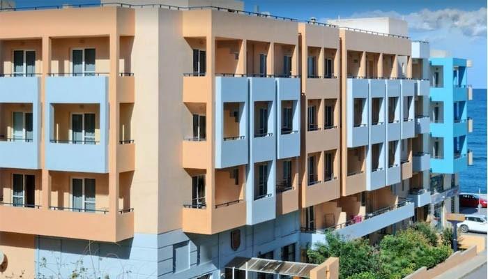 Отель Lefkoniko bay 3 в Ретимно на Крите