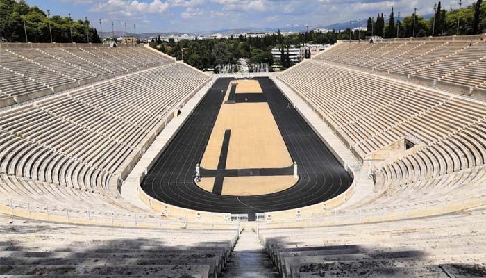 Олимпийский стадион (Панатинаикос) на острове Крит
