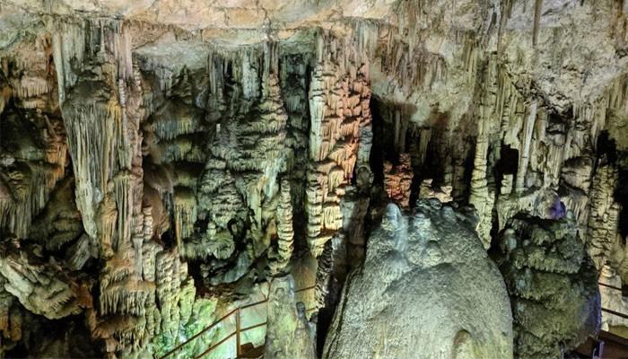 пещера зефса