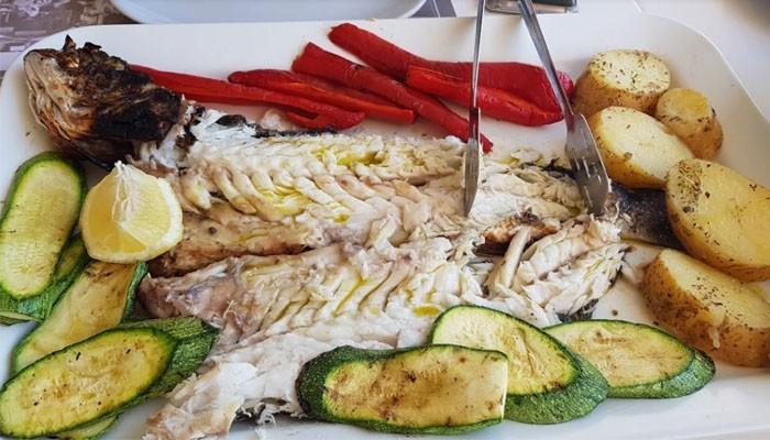 Ресторан морской кухни Zefyros