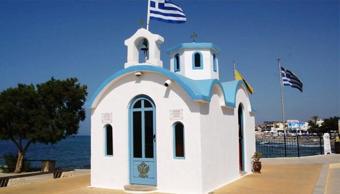 церковь святых константина и елены в аналипси
