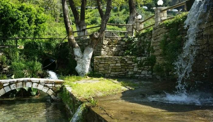 Горная деревня Аргируполи на Крите
