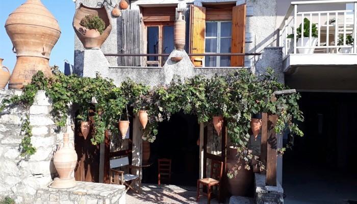 Гончарная деревня Маргаритес возле города Ретимно на Крите