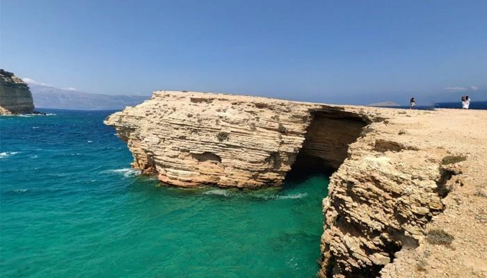 Остров Куфониси из района Ираклион