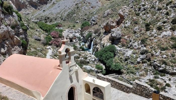 Ущелье Курталиотико и Коцифу, монастырь Превели, Аргируполис, озеро Курнас.