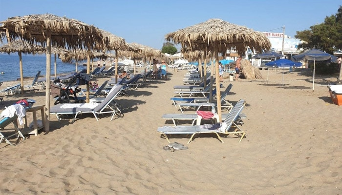 пляж аналипси