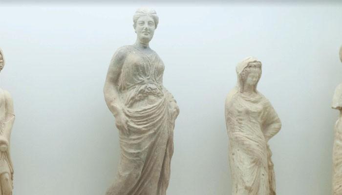 Археологический музей в Агиос-Николаос на острове Крит