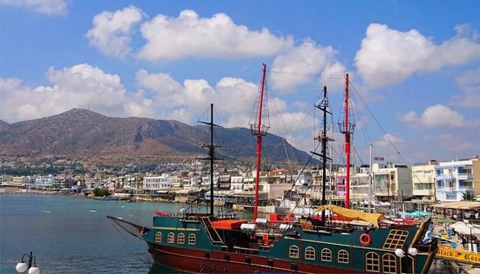 Фото Курорта Херсониссос на острове Крит