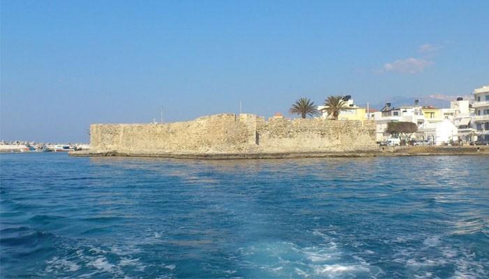 Крепость Кулес в Иерапетре на Крите