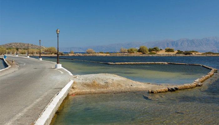 Раскопки в античном поселении Олус в Лассите на Крите