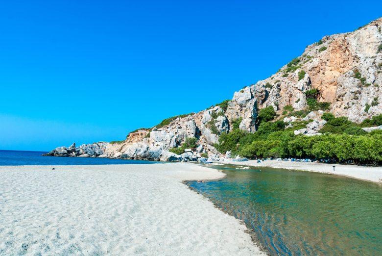 Пляж Превели в рейтинге самых лучших пляжей Крита, Греция