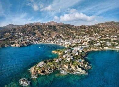 Курорт Агия Пелагия на Крите