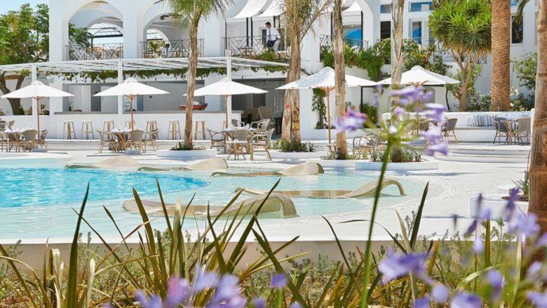 Отель для отдыха с детьми Caramel на Крите Grecotel Boutique Resort