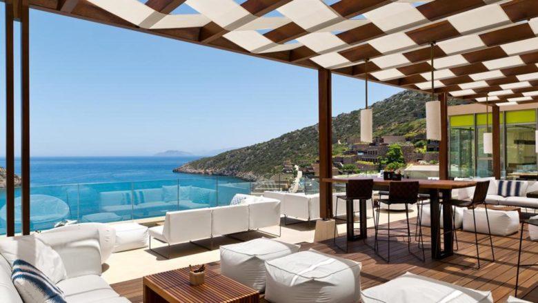 Отель для отдыха с детьми на Крите Daios Cove Luxury Resort & Villas