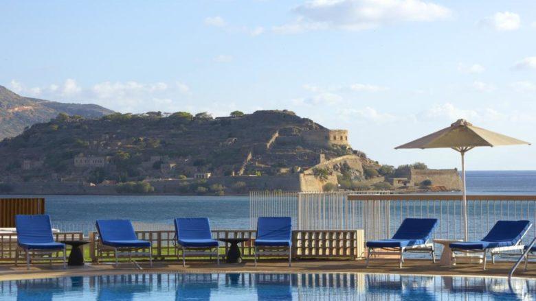 Отель Domes of Elunda на Крите для семейного отдыха