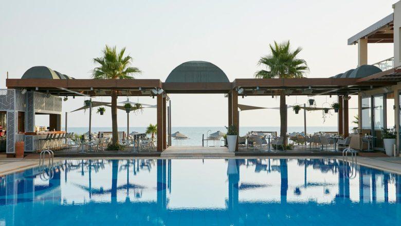 Отель Minoa palace resort на Крите