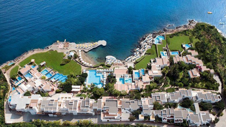Отель для семейного отдыха на Крите St. Nicolas Bay Resort